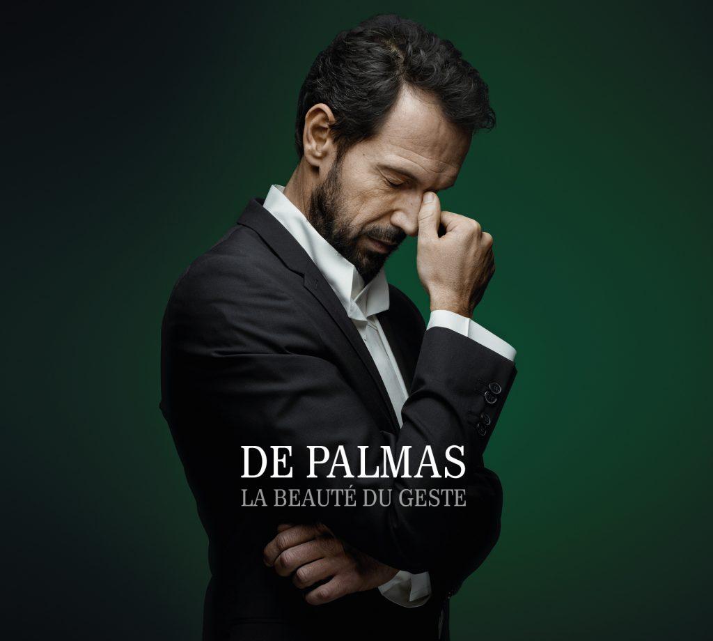De Palmas - Rose Pleure