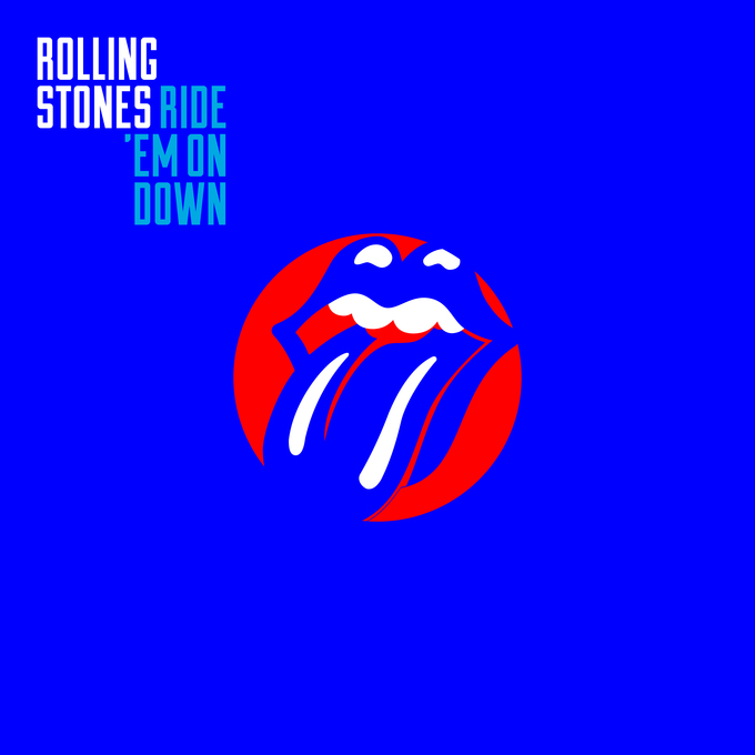 Rolling Stones - Ride'Em On Down